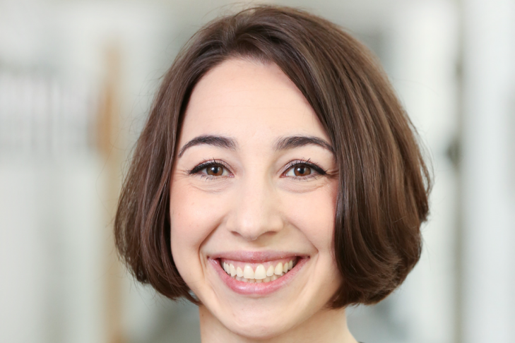 Aliza Berger, Rav-Hazzan`17 (Courtesy Hebrew College)