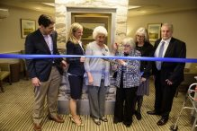Photo #1 Harriett and Ralph Kaplan Estates Ribbon Cutting Ceremony