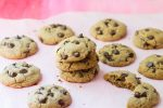 Tahini Chocolate Chip Cookies from What Jew Wanna Eat