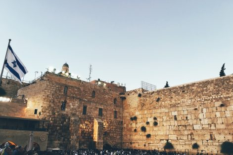 Jerusalem's Western Wall