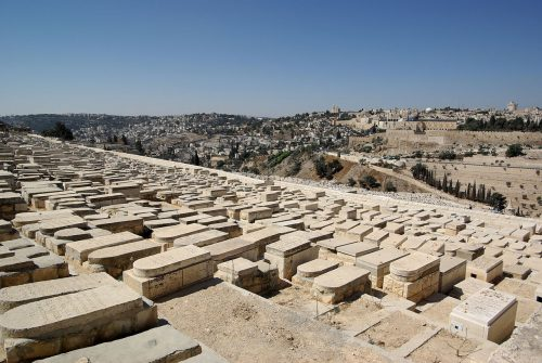 Jerusalem's Mount of Olives