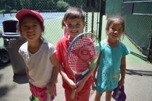 tennis kids 2016