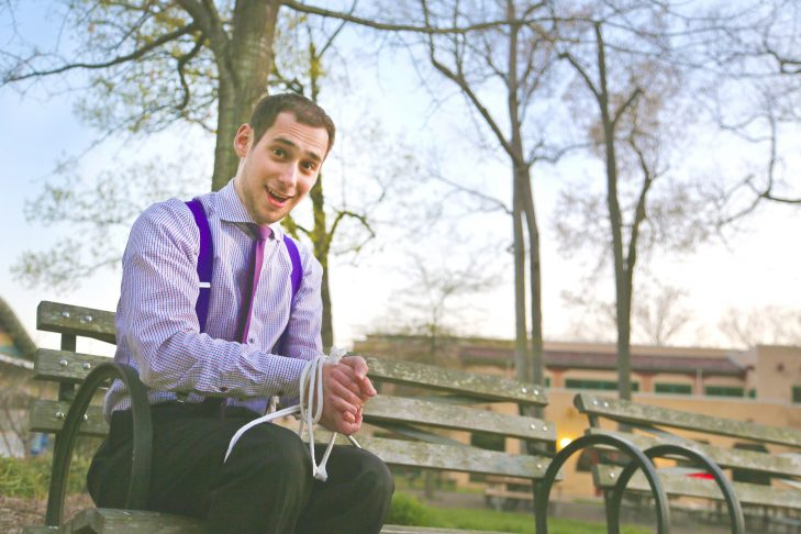 Magician Danny Dubin (courtesy photo)