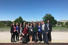ADL Boston young leaders on Captial Hill ready to meet with @RepMikeCapuano @RepStephenLynch on Antisemitism Awareness Act #ActionToImpact