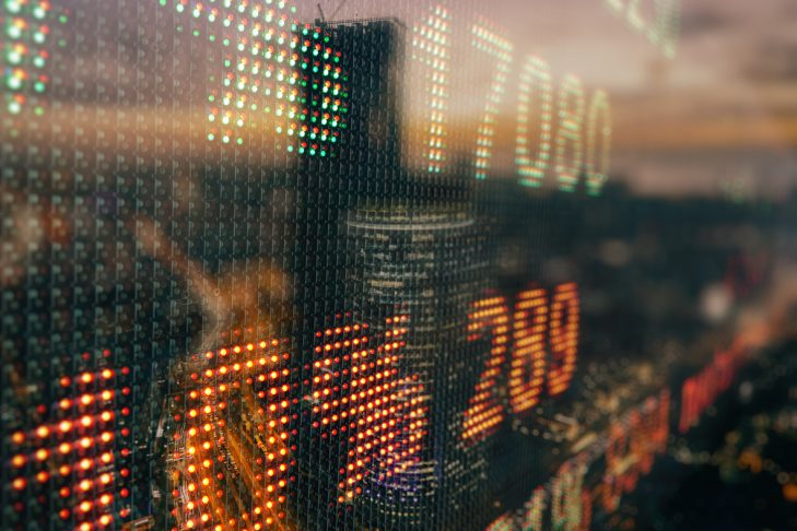 Financial Data (photo: alexsl/iStock)