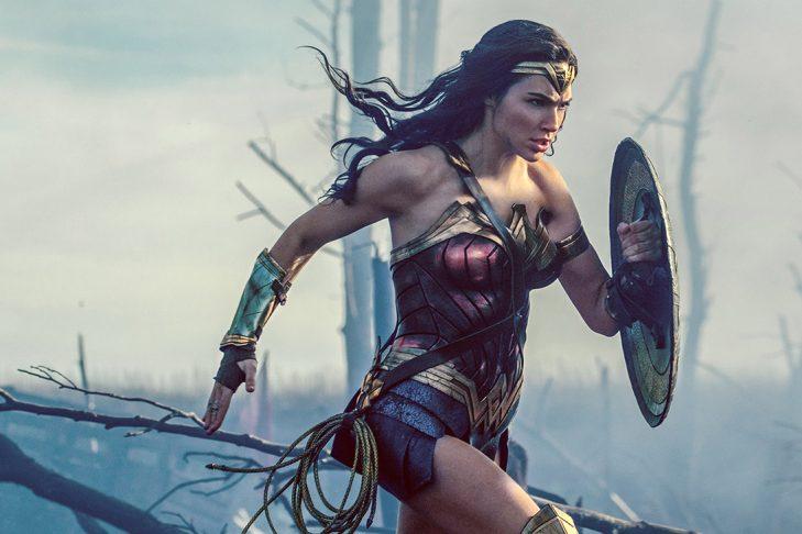 Gal Gadot as Wonder Woman (Courtesy photo)