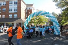 ALS and MS Boston Walk for Living