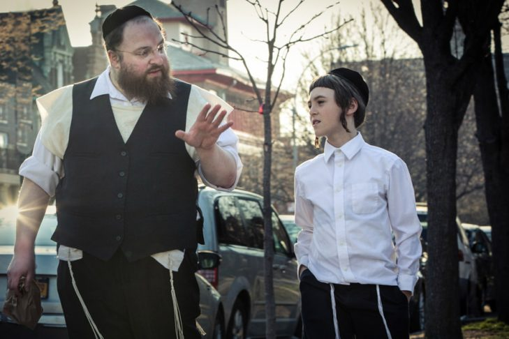 """Menashe"" (Courtesy photo)"