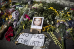 "The Daily Stormer, the white supremacist website that promoted the Charlottesville rally and called 32-year-old rally victim Heather Heyer ''fat'' and ''childless,"" is listed as having two chapters in Massachusetts. (EDU BAYER/NEW YORK TIMES)"