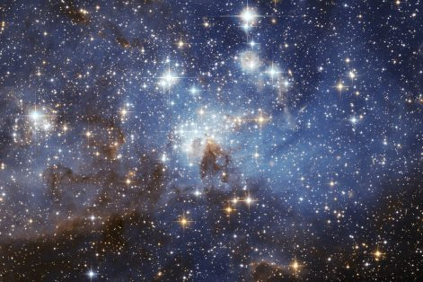 (Photo: European Space Agency/Hubble)