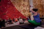 Yoga Brooklyn Boulders 3