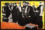 (Painting: Frank Denota)