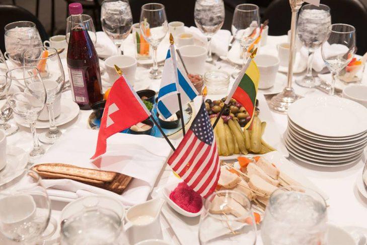 AJC NE Seder