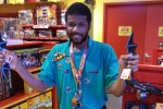 Transitions to Work participant Ben Nolan at LEGOLAND® (Courtesy photo)