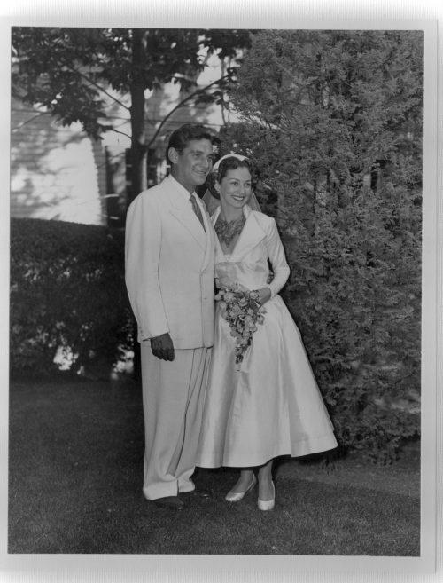 Bernstein wedding