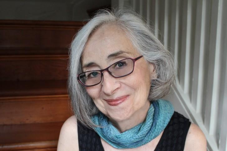 Marcia Falk (Photo: Cathleen MacLearie)