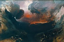 The Great Day of His Wrath by John Martin