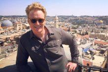 Conan O'Brien (Courtesy TBS)