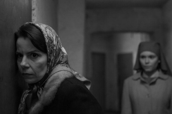 "Agata Kulesza and Agata Trzebuchowska in ""Ida,"" directed by Pawel Pawlikowski, 2013 (Promotional still)"