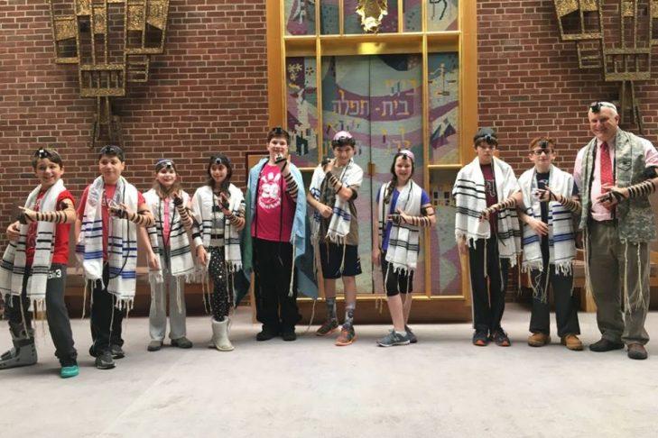 (Photo: Temple Beth Sholom)