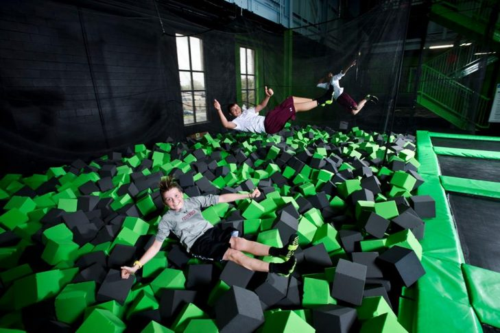 (Photo: Launch Trampoline Park)