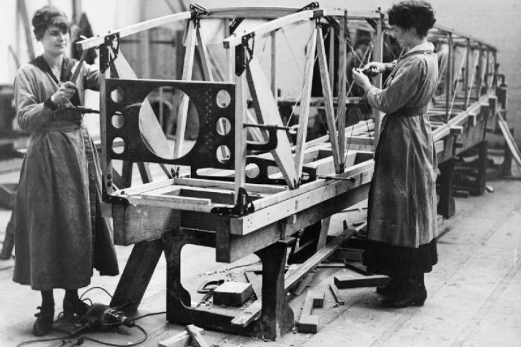 (Photo: First World War Women's War Work Collection)
