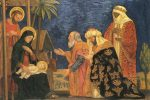 """The Magi,"" Henry Siddons Mowbray, 1915"