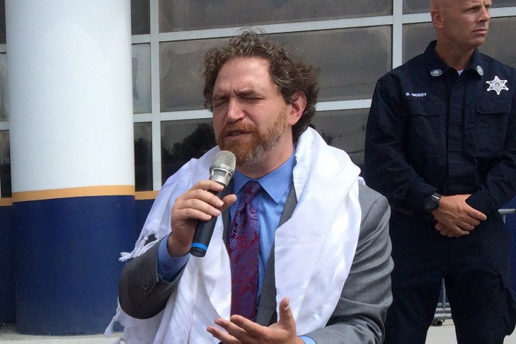 Rabbi Michael Rothbaum (Courtesy photo)
