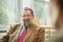 Rabbi Arthur Green (Courtesy photo)