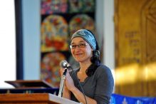 Rabbi Elad-Appelbaum (Courtesy photo)