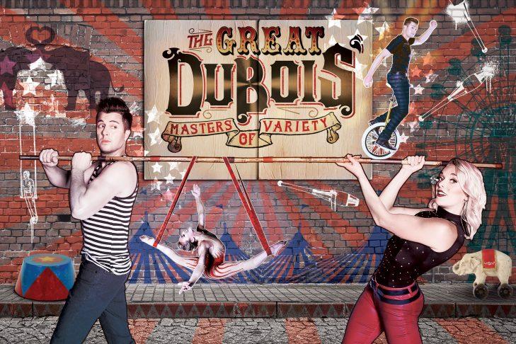 """The Great DuBois"" (Courtesy photo)"