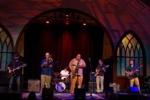 Henley Douglas Rhythm & Blues Band (Courtesy photo)