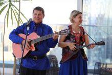 Mikhail Smirnov and Elina Karokhina (courtesy photo)