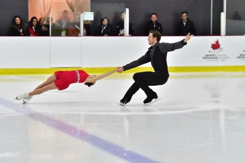 Dylan Moscovitch and Lubov Ilyushechkina (Courtesy photo)