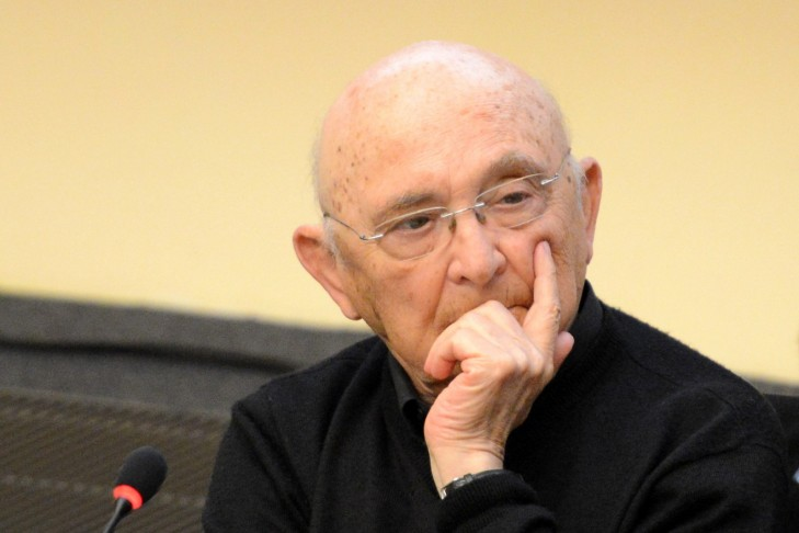 Aharon Appelfeld (Photo: Jwh/Wikimedia Commons)