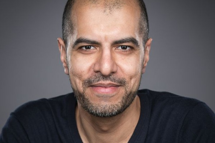 Haroon Moghul (Photo: Rick Bern)