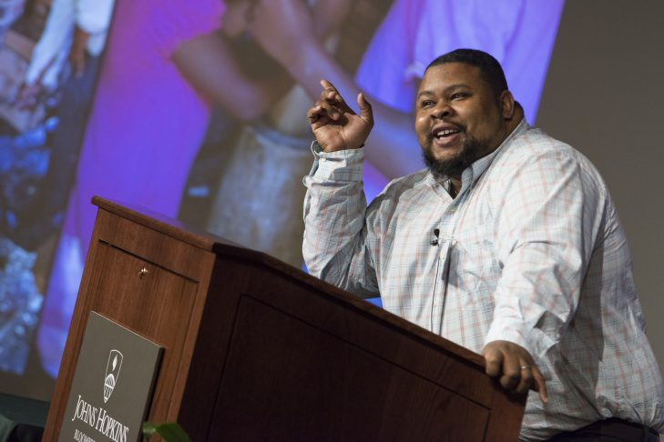 Michael Twitty (Courtesy photo)