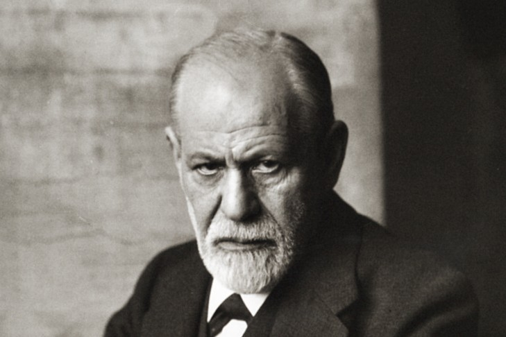 Sigmund Freud (Photo:  Ferdinand Schmutzer/Wikimedia Commons)
