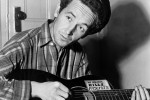 Woody Guthrie in 1943 (Photo: Al Aumuller/New York World-Telegram and the Sun collection at the Library of Congress)