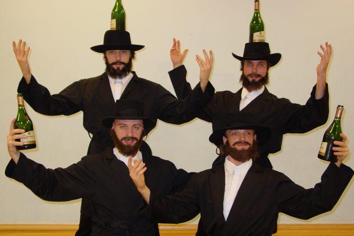 Bottle Dancers (Courtesy photo)