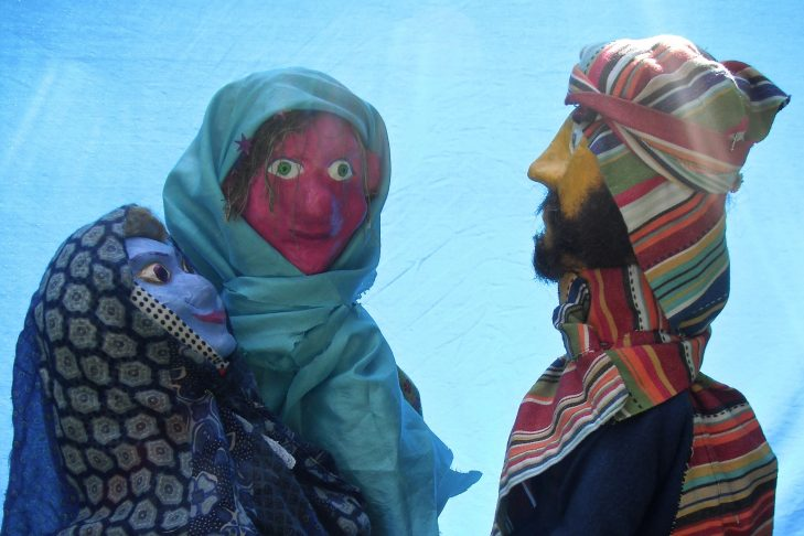 (Photo: Jonathan Keezing/Caravan Puppets)