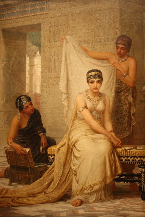 """Queen Esther"" by Edwin Long"