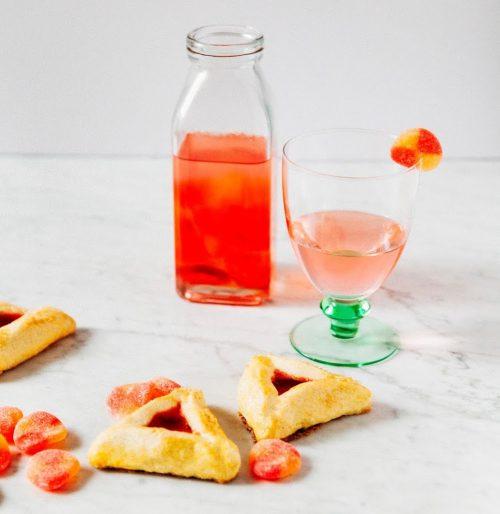 Gummy Peach Vodka 2