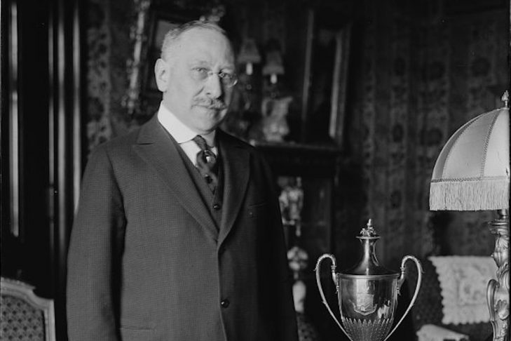 Julius Rosenwald in 1918 (Photo: Library of Congress)
