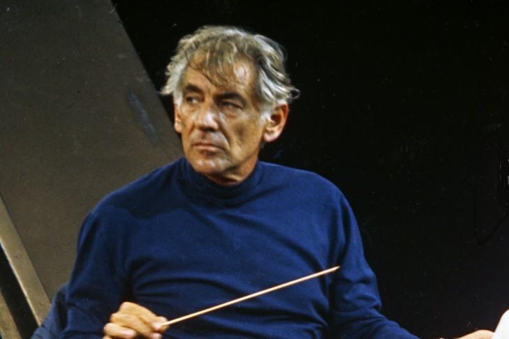 Leonard Bernstein (Photo: Allan Warren)