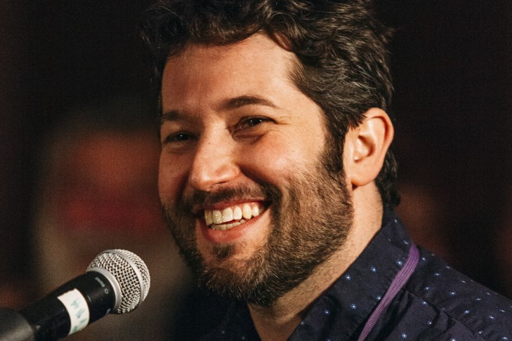 Joey Weisenberg (Courtesy photo: Emil Cohen)