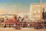 """""""Israel in Egypt"""" by Edward John Poynter"""