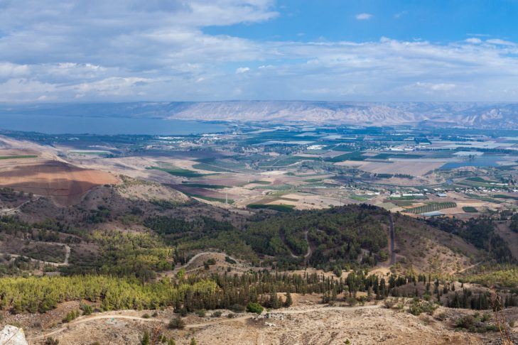 Elot outlook in the Galilee (Courtesy Udi Goren)