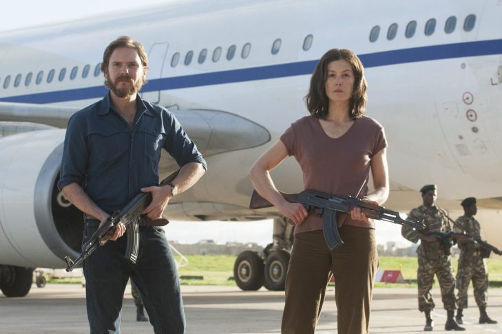 """7 Days in Entebbe"""