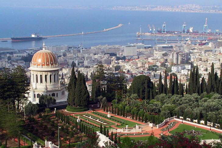 Image result for Haifa city